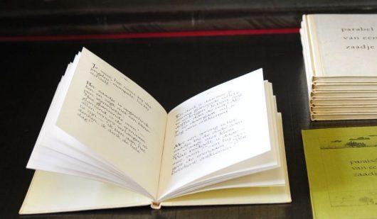 handmade limited editions Boekbinderij  Seugling Amsterdam, bookbinders