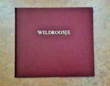 Juul Bijster Wildroosje, unieke uitgegave van Uitgeverij Limited Editions